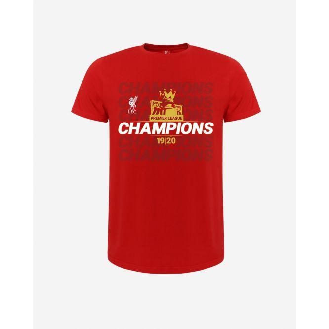 ТЕНИСКА - FC LIVERPOOL EPL Champions 19-20