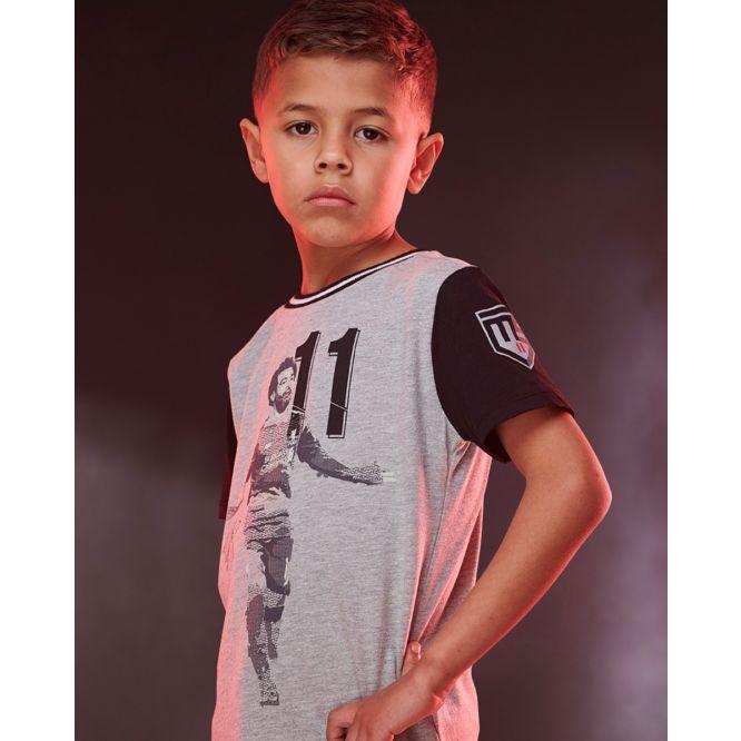 Детска Тениска - FC LIVERPOOL SALAH Graphic - 2
