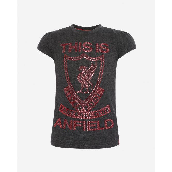 Детска Тениска - FC LIVERPOOL THIS IS ANFILD - 2