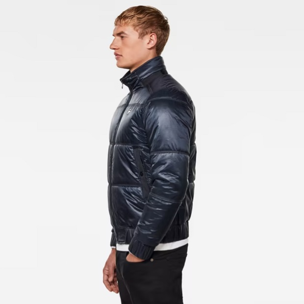 МЪЖКО ЯКЕ - G-STAR RAW MEEFIC Quilted - 2