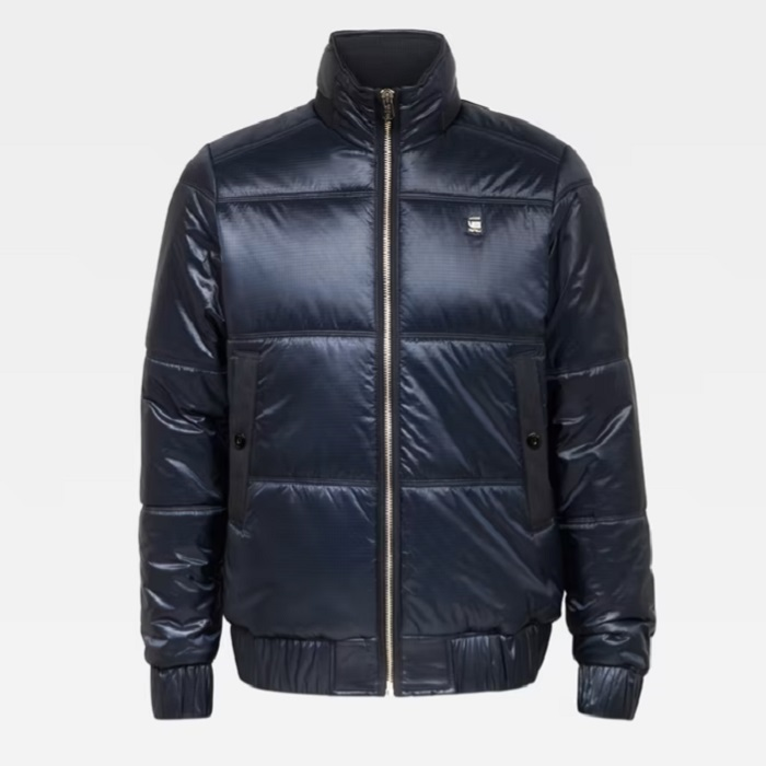 МЪЖКО ЯКЕ - G-STAR RAW MEEFIC Quilted - 4