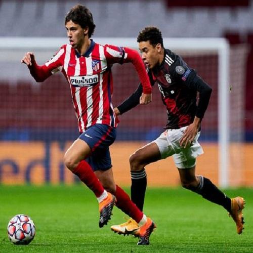 Детски Футболен Екип – NIKE FC Atletico Madrid Joao Felix 7 - 6