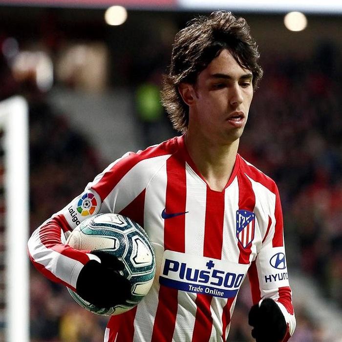 Детски Футболен Екип – NIKE FC Atletico Madrid Joao Felix 7 - 5