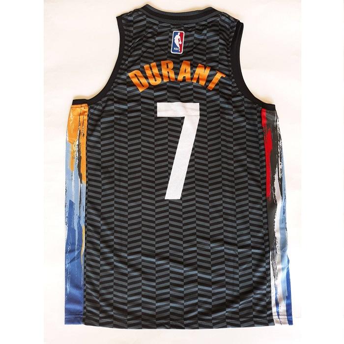 Мъжки Баскетболен Потник – NBA BKLYN NETS DURANT 7 - 2