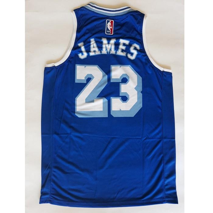 Мъжки Баскетболен Потник – NBA LOS ANGELES JAMES 23 - 2