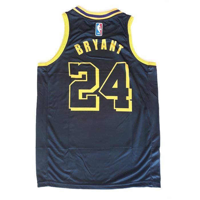 Мъжки Баскетболен Потник – NBA LOS ANGELES LAKERS KOBE BRYANT 24 - 2