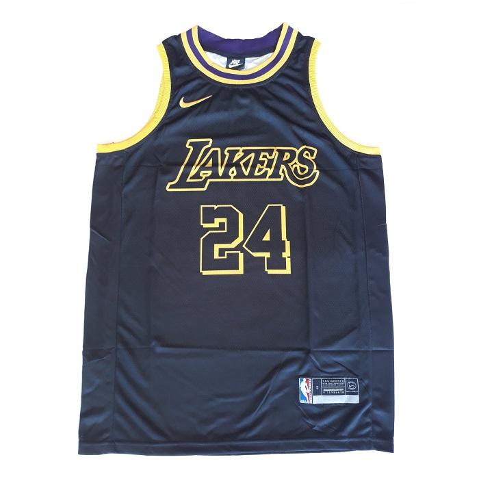 Мъжки Баскетболен Потник – NBA LOS ANGELES LAKERS KOBE BRYANT 24