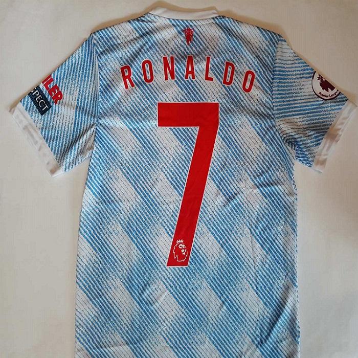 Мъжка Футболена Тениска – ADIDAS MANCHESTER UNITED 2021-22 RONALDO 7